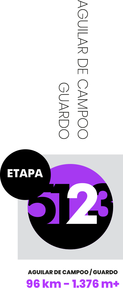 Etapa 2. Aguilar de Campoo / Guardo
