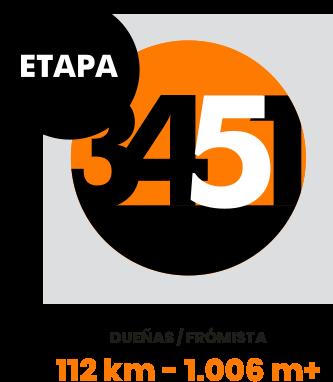Etapa 5. Dueñas / Frómista